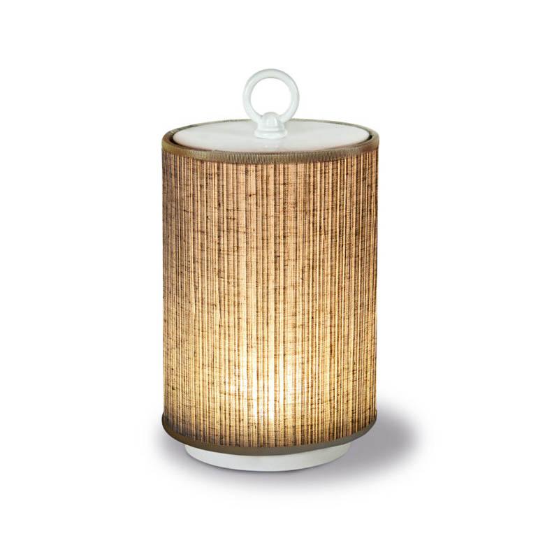 Greggio Plisadofabric lampshade