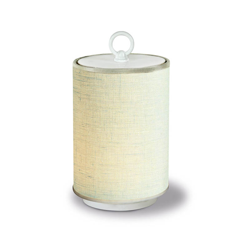 Lino Biancofabric lampshade