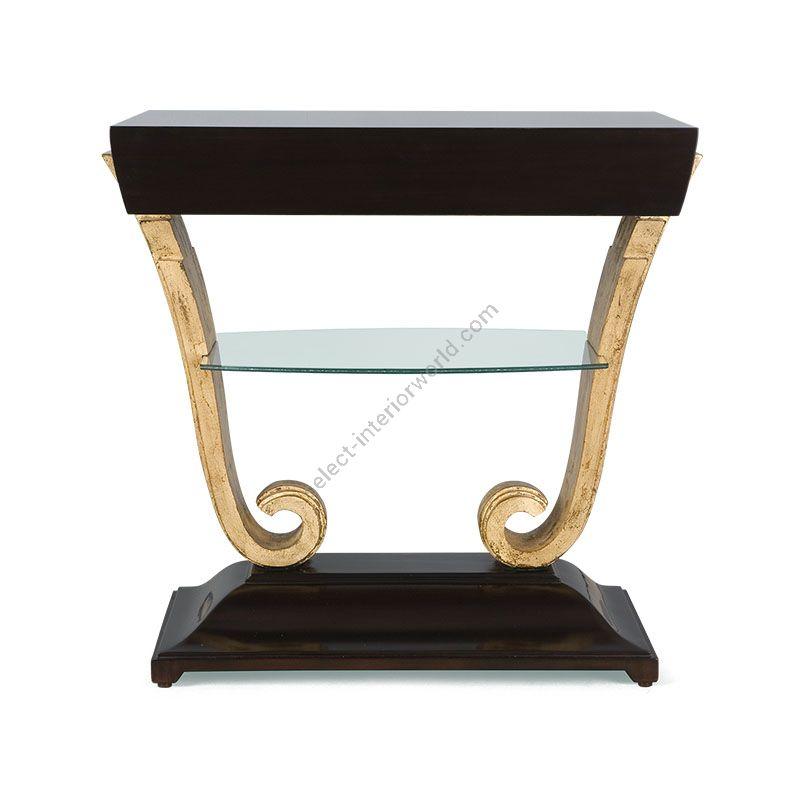 Java Café Varnish (optional extra) / Renaissance Gold (optional extra) finish