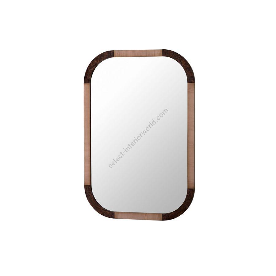 Mirror /High gloss and satin finish frame