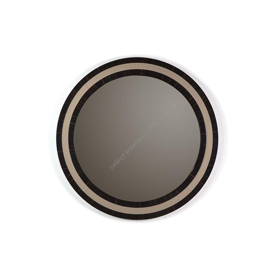 Mirror / Monaco collection / High Gloss Makassar wood finish