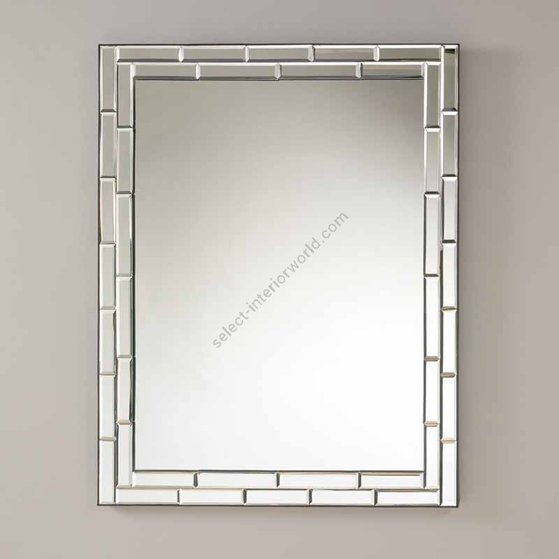 Mirror / Glass finish with bevelled detailing