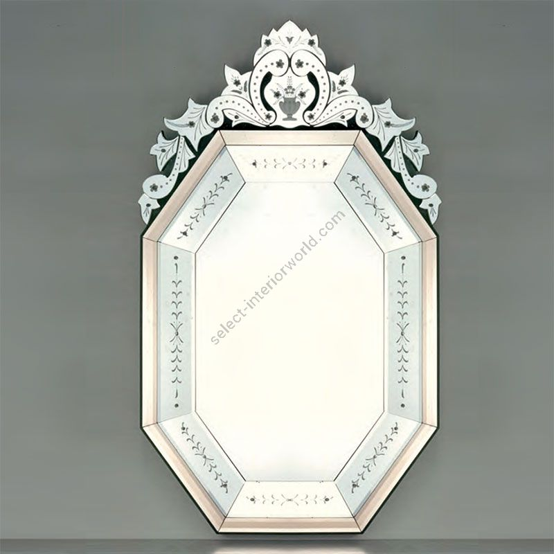 Fratelli Tosi / Venetian table mirror / 1030