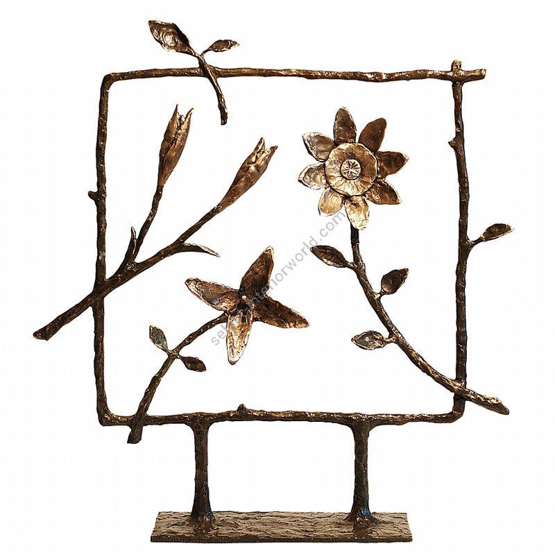 Tom Corbin / Author's sculpture / Botanica S9025