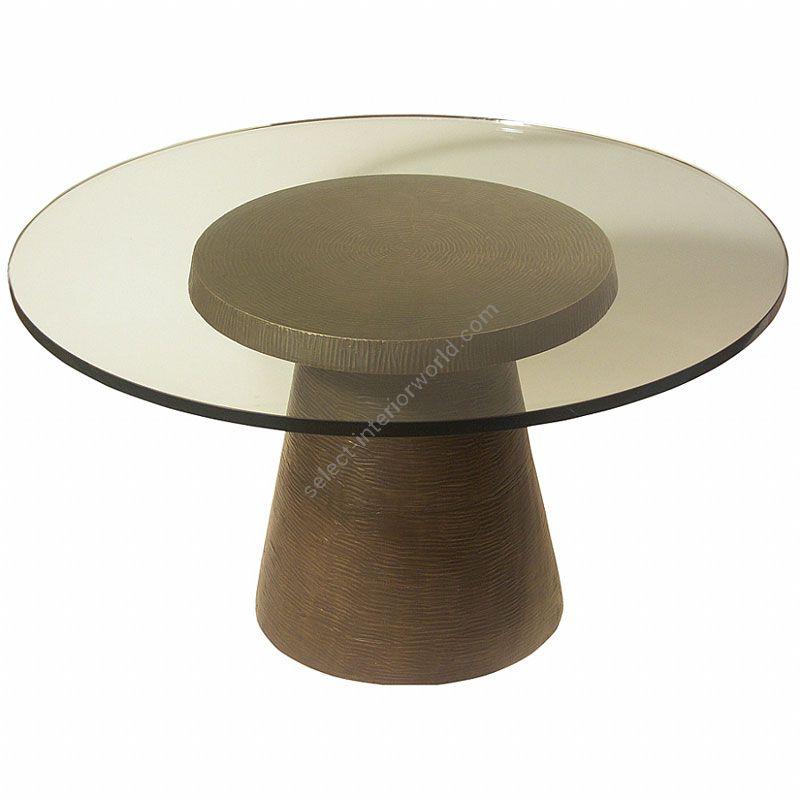 Corbin Bronze / Drum / Coffee Table