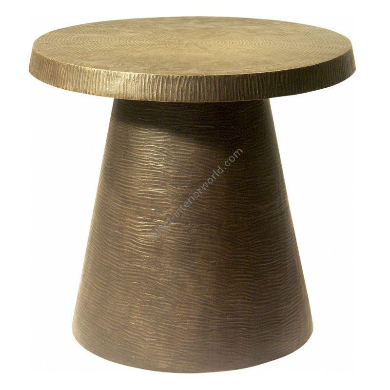 Corbin Bronze / Drum / Table