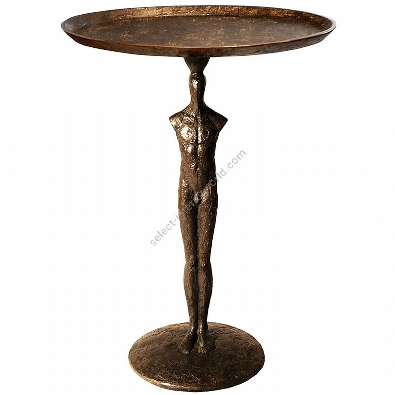 Corbin Bronze / Side table / Mars T2830
