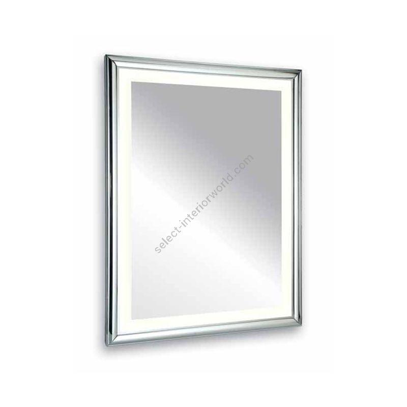 Estro / Mirror with inside lighted / Alabaster R745