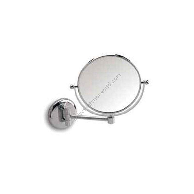 Estro / Double face magnifying mirror / Tourquoise R705 & 704