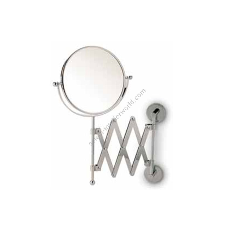 Estro / Double face magnifying mirror / Tourquoise R706