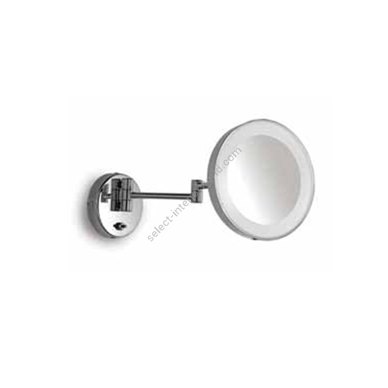 Estro / Magnifying mirror with light / Tourquoise R715