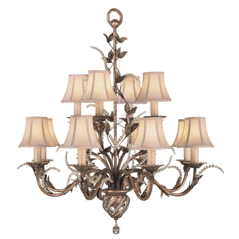 Fine Art Lamps / Chandelier / 138540ST