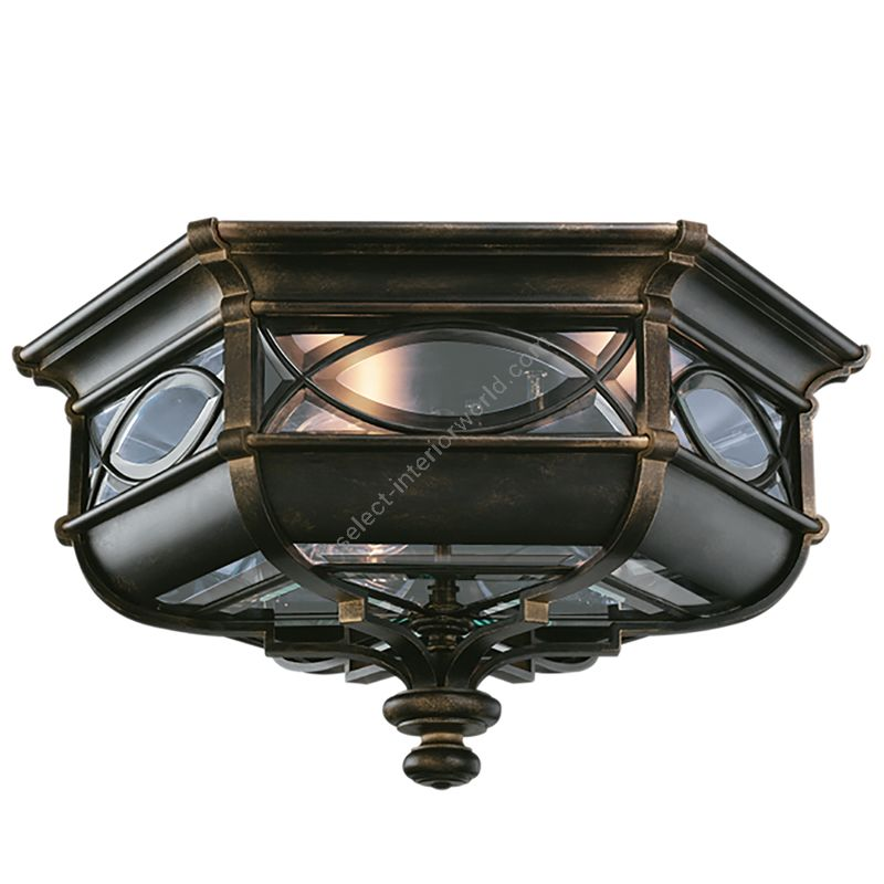 Fine Art Lamps / Flush Mount / 611682ST