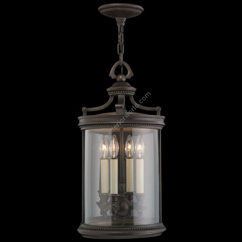 Fine Art Lamps / Outdoor Lantern / Louvre 538282ST
