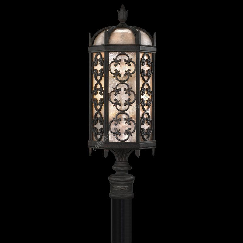 Fine Art Lamps / Post Mount / 541480ST