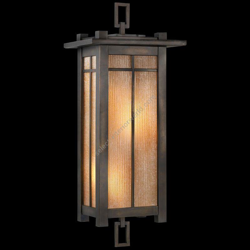 Fine Art Lamps / Sconce / 401581ST