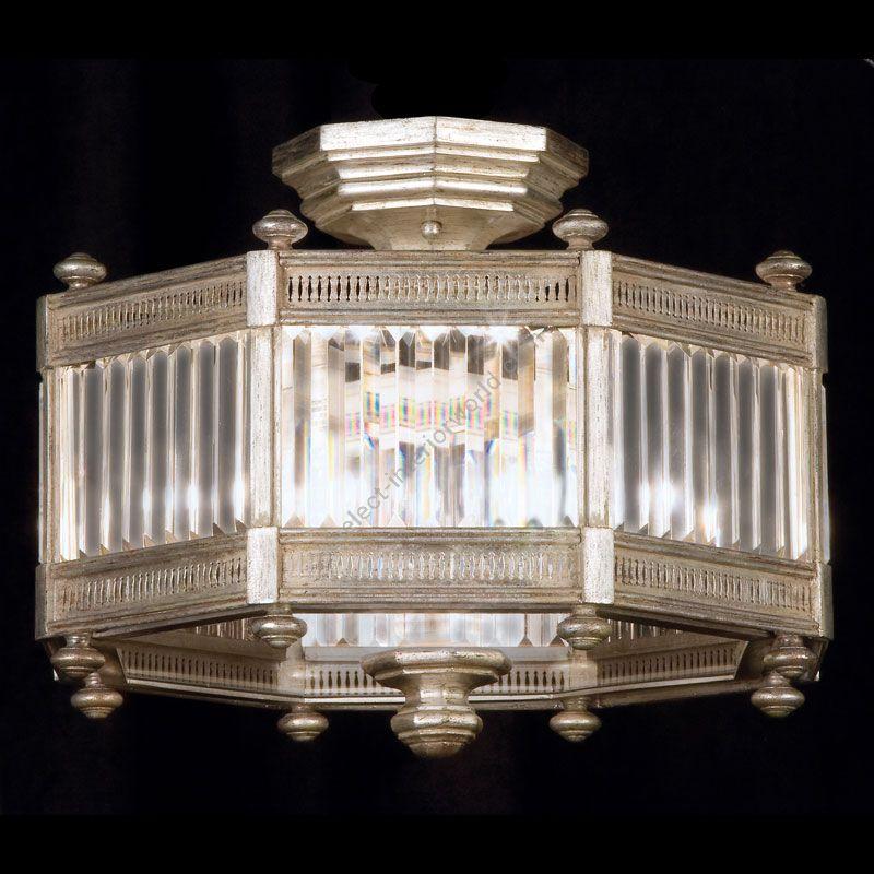 Fine Art Lamps / Semi-Flush Mount / 584640-2ST