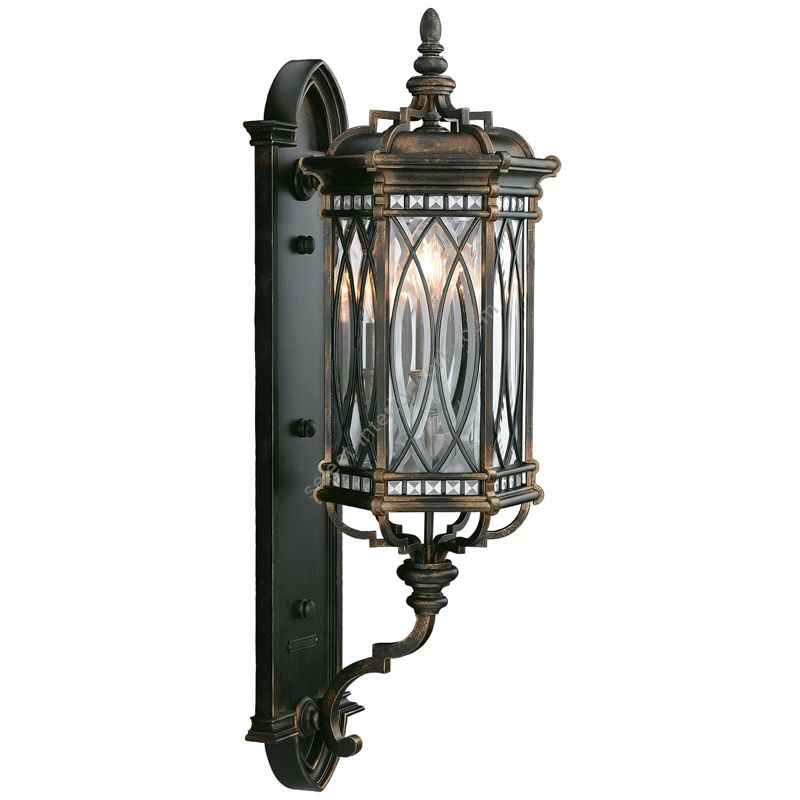 Fine Art Lamps / Wall Mount / 612281ST