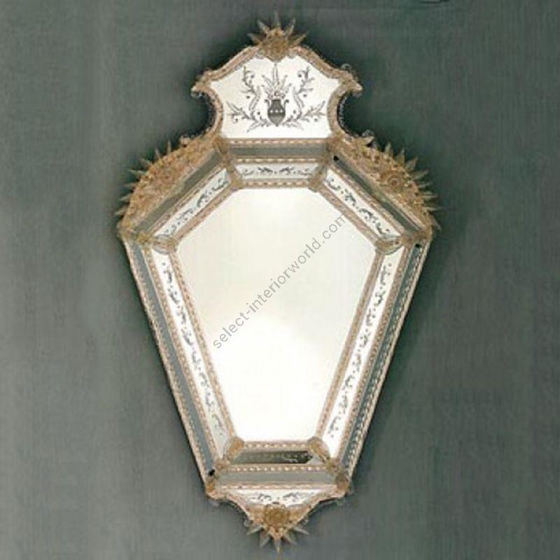 Fratelli Tosi / Venetian wall mirror / 1055