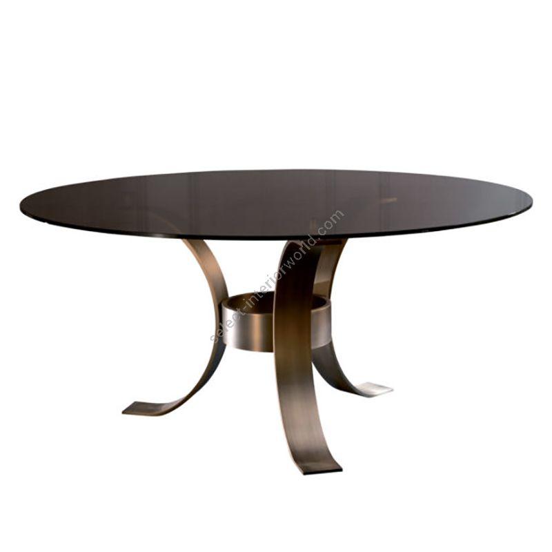 DOM Edizioni / Dinner Table / Massimo Round