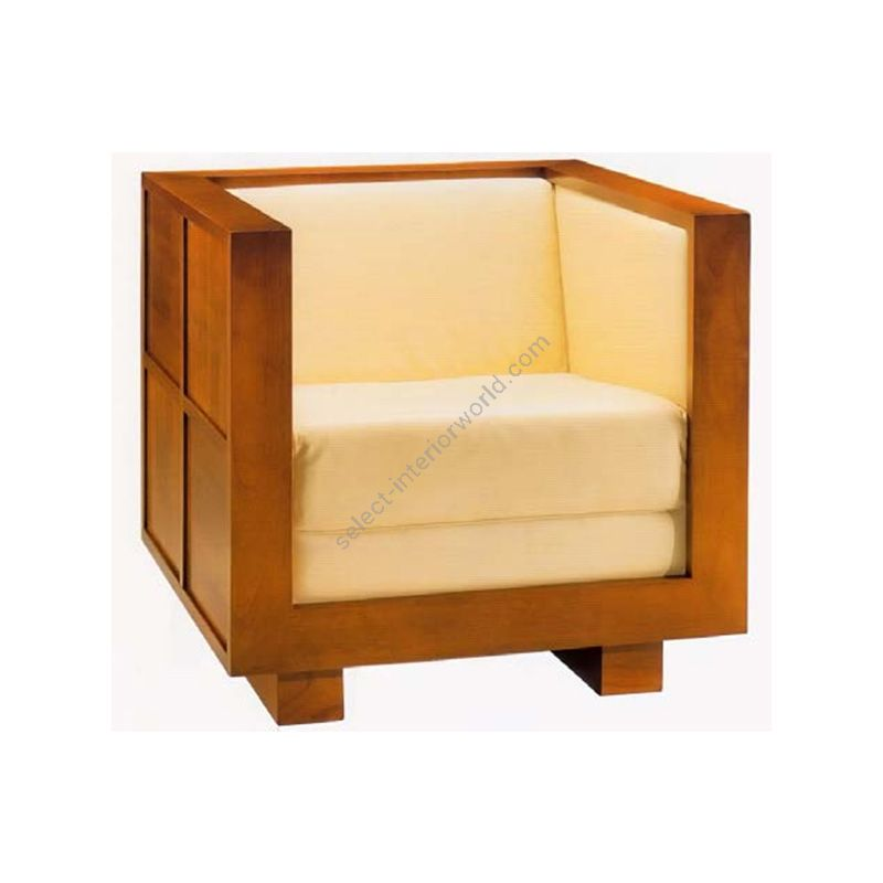 Morelato / Armchair Scacchi 3870 / Showroom sample