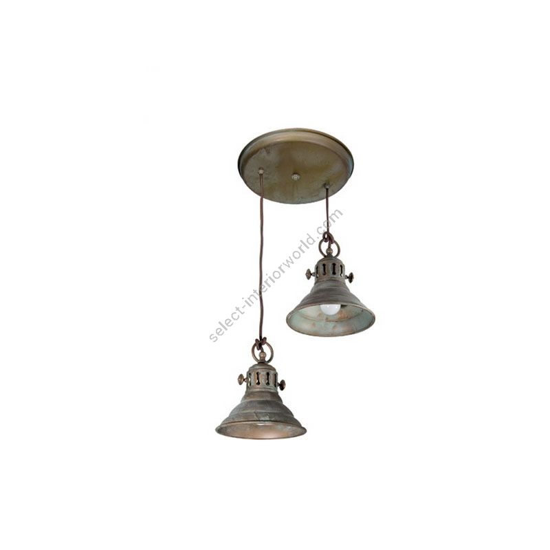 Moretti Luce / Pendant Lamp / Cottage 3057.AR & 3057.BA