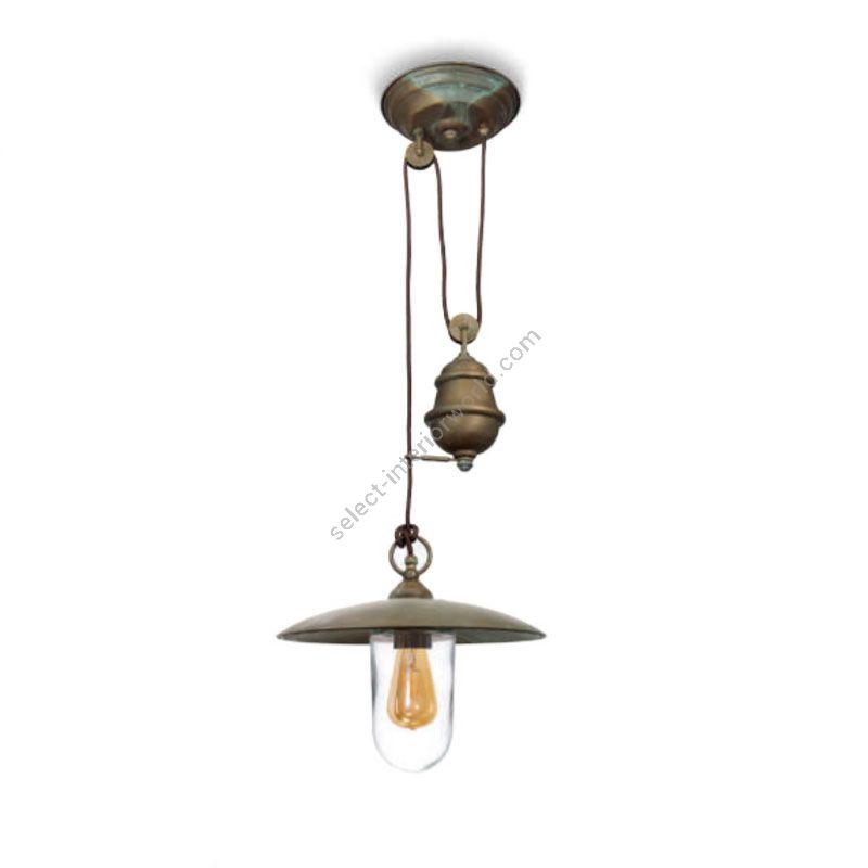 Moretti Luce / Pendant Lamp / Trasimeno 1346
