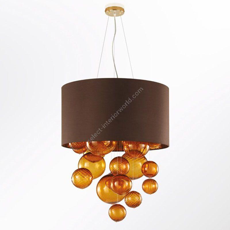 Multiforme / Absolute SSP3600-50-AKL / Suspension lamp
