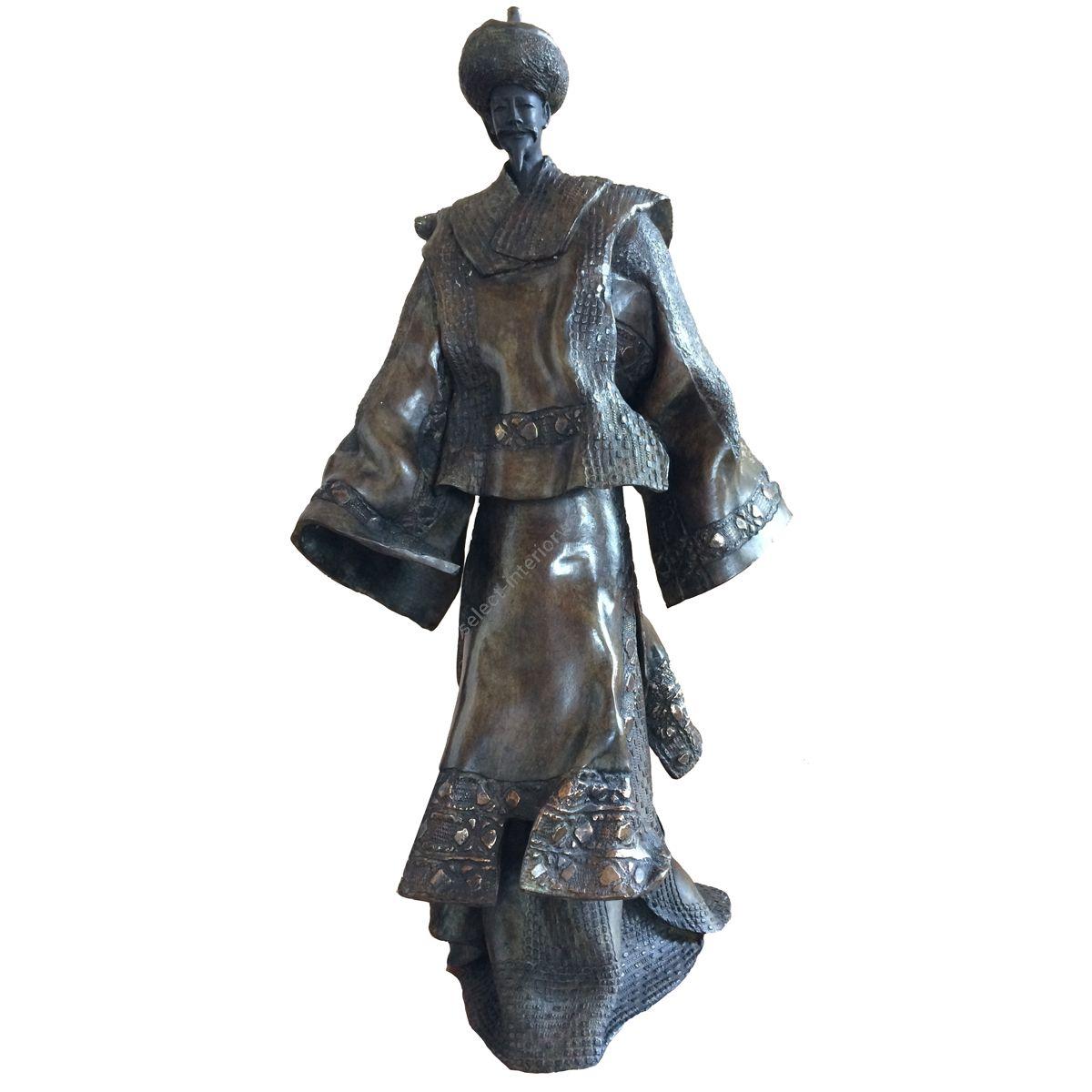 Paul Beckrich / Sculpture Le Mandarin / New in Stock