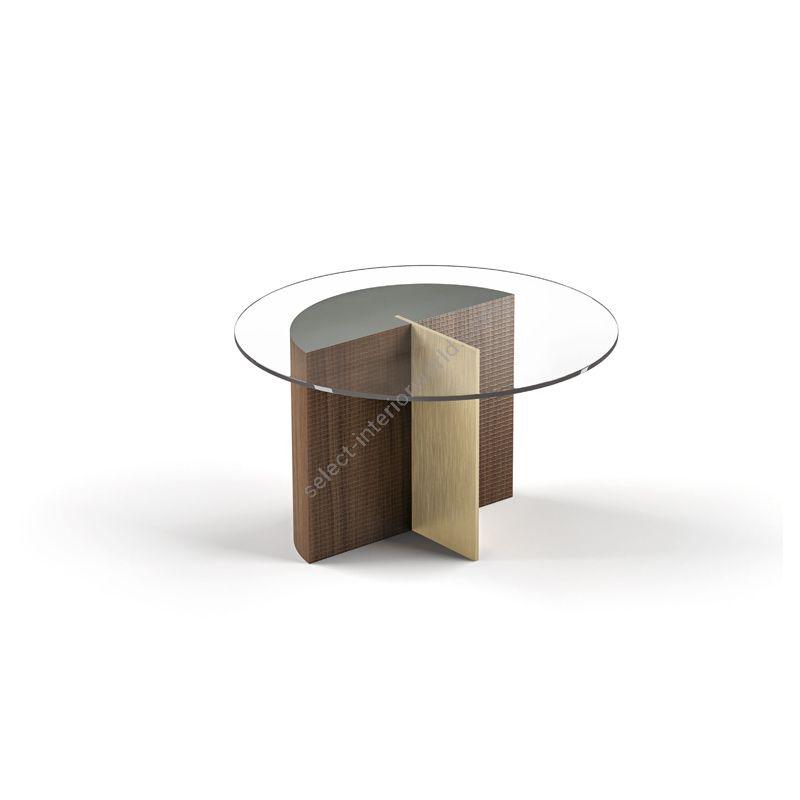 Pregno / Coffee table / Clock 70