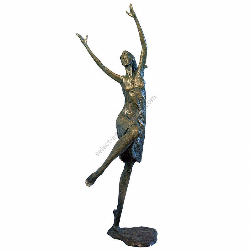 Tom Corbin / Author's sculpture / Jazz I S1085