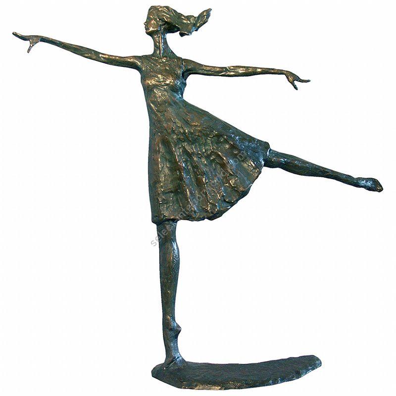 Tom Corbin / Author's sculpture / Jazz II S1090