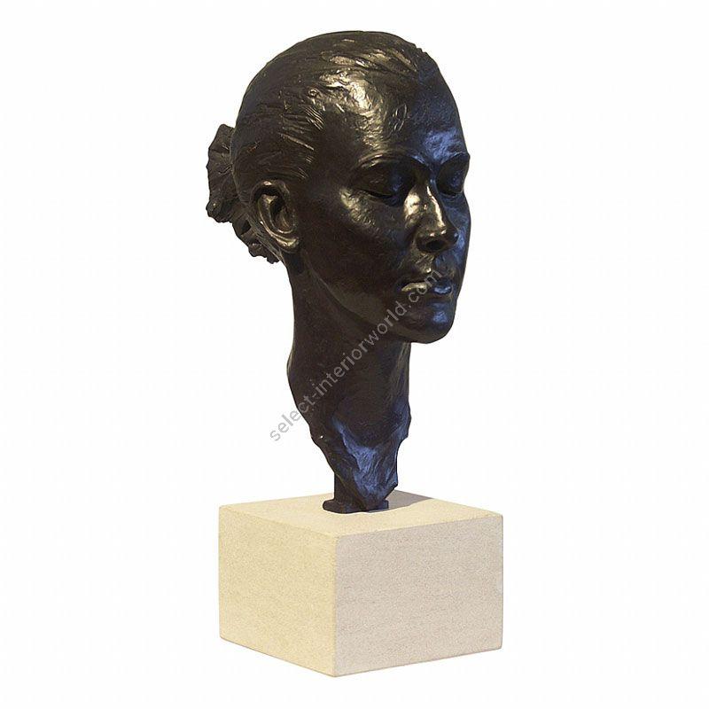 Tom Corbin / Author's sculpture / Je Suis S1341