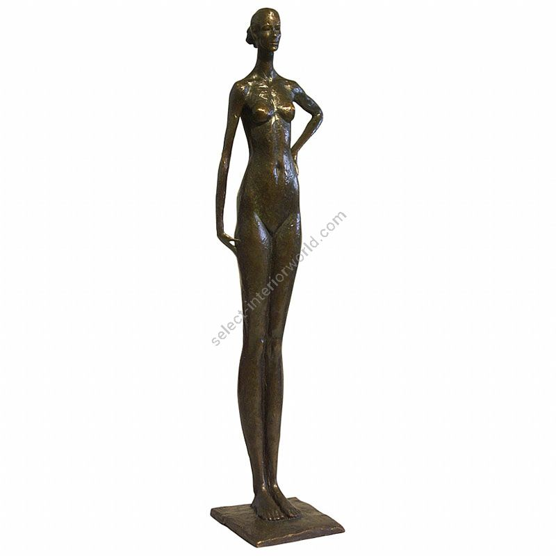 Tom Corbin / Author's sculpture / Sasha S1978