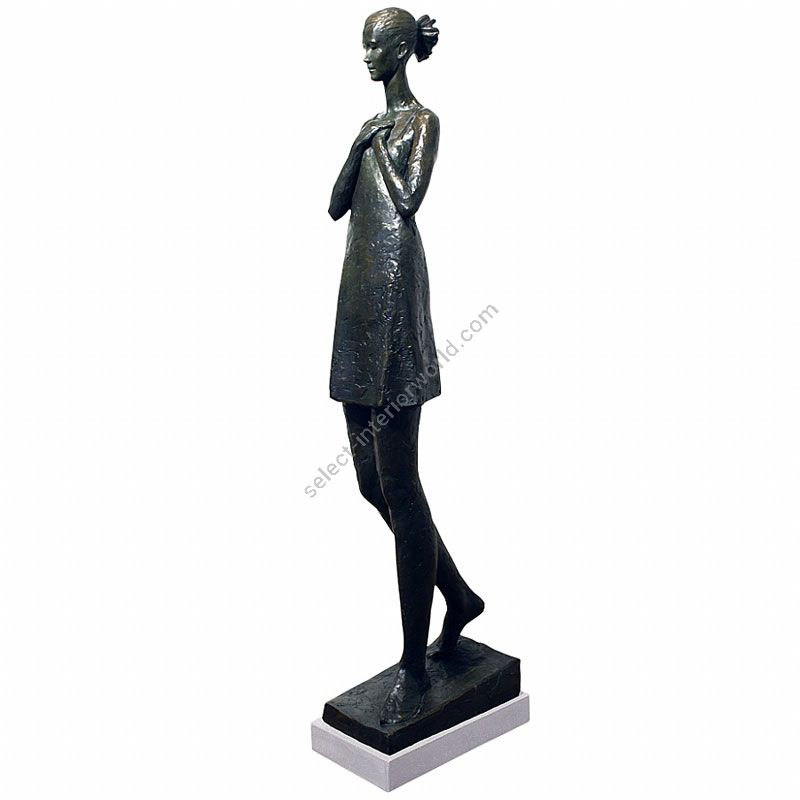 Tom Corbin / Author's sculpture / Thalia S2342