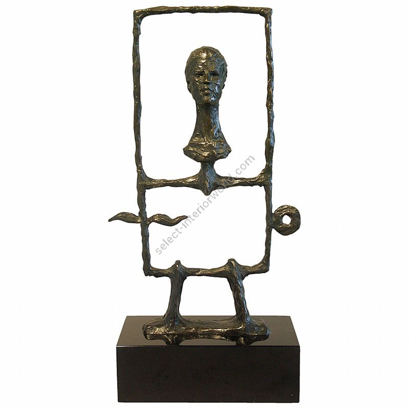 Tom Corbin / Author's sculpture / The Trudy S2095