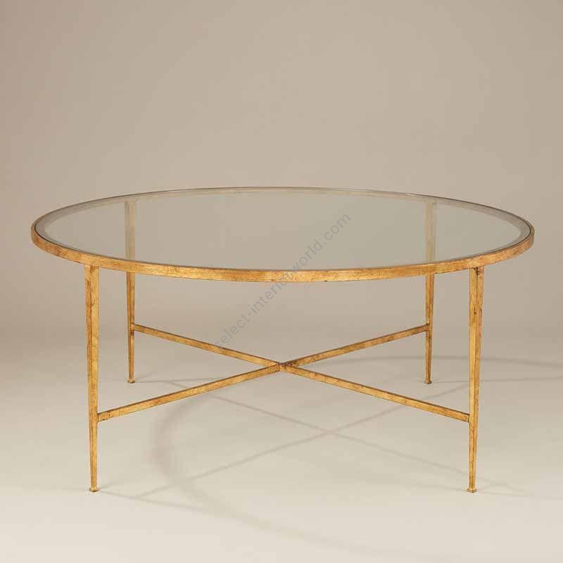 Vaughan / Coffee Table / Lena FT0036.GI.GL & FT0036.BZ.GL