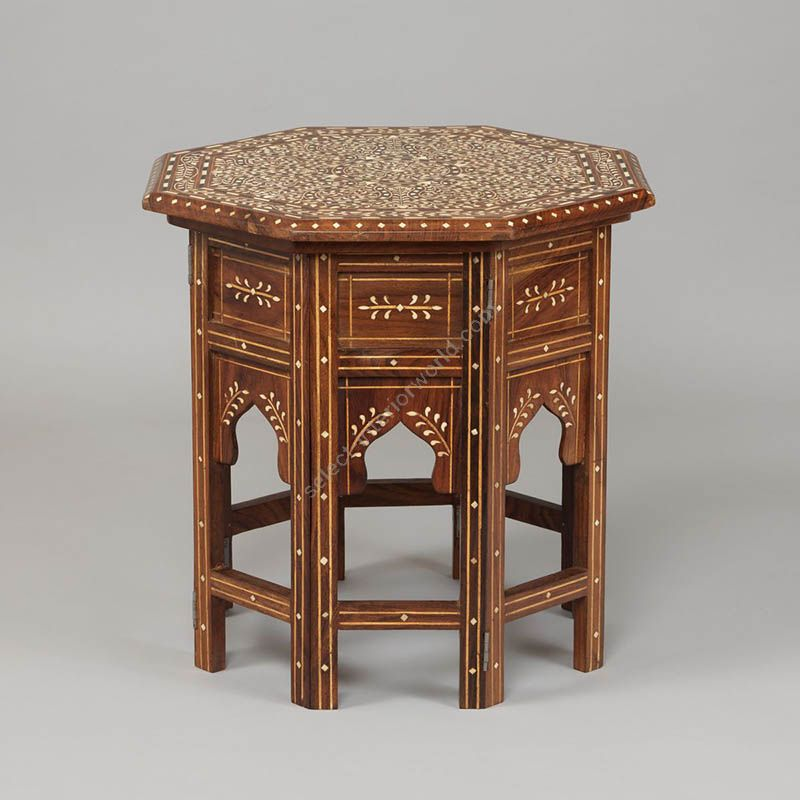 Vaughan / Side Table / Octagonal Star FT0110, FT0018