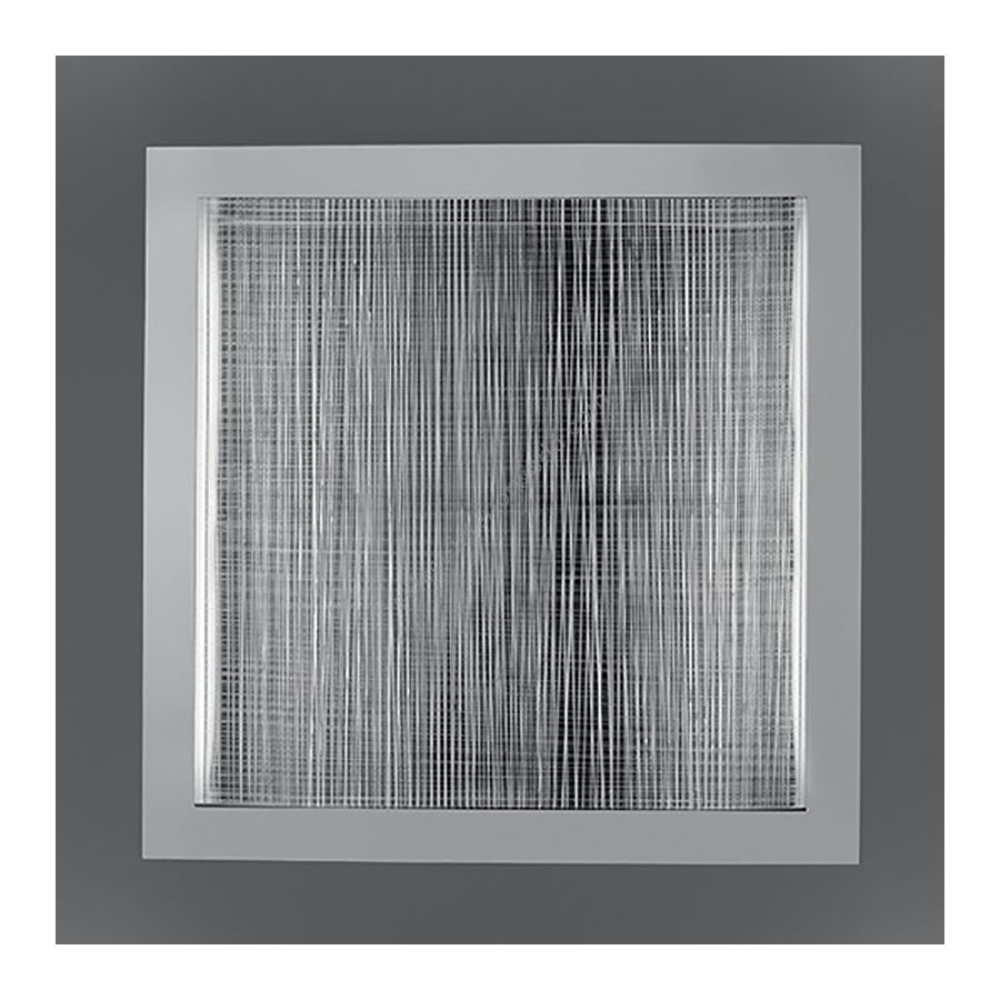 """4 lights (cm.: 8 x 60 x 60 / inch.: 3.1"""" x 23.6"""" x 23.6"""") / 76W / 3141lm"""
