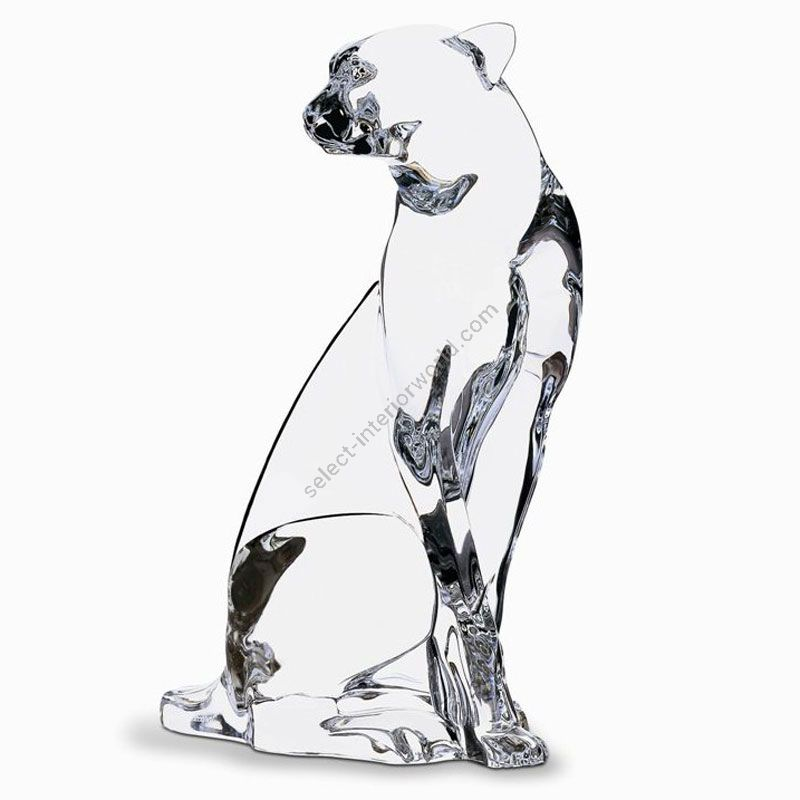 Baccarat / Statuette / Cheetah on the watch 2100440