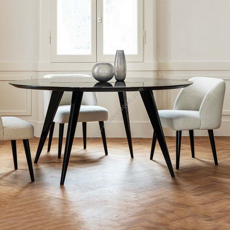 DOM Edizioni / Dinner Table (elliptic) / Paul