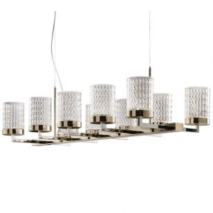Italamp / Chandelier LED Lamp / Quarzo 725