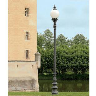 Robers / Outdoor Post Lamp / AL 6665