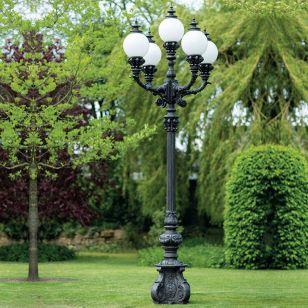 Robers / Outdoor Post Lamp / AL 6666