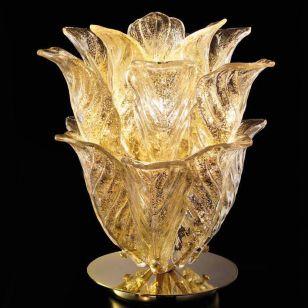 Glass & Glass Murano / Table lamp / Fresco ART. 999/TL