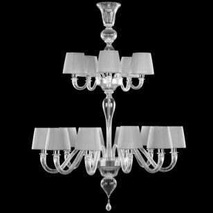 Multiforme / Chapeau DP0360-10+5-CD1 / Chandelier