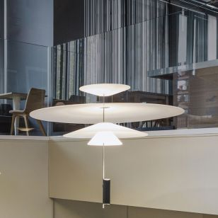 Vibia / Pendant LED lamp / Flamingo 1550