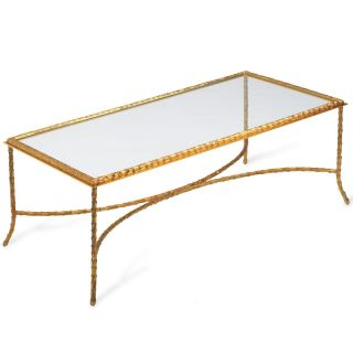 Charles Paris / Coffee Table / Palmier 6504-0