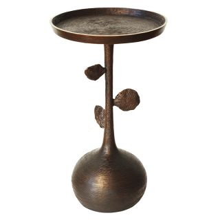 Corbin Bronze / Side table / Bulb T2845