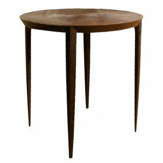 Corbin Bronze / Side Table / Chesterfield T2057